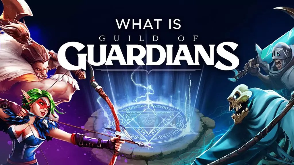 Will Guild of Guardians be the DOTA of Axie Infinity Style Games? (P2E DOTA?)