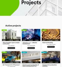 Monethera Projekte