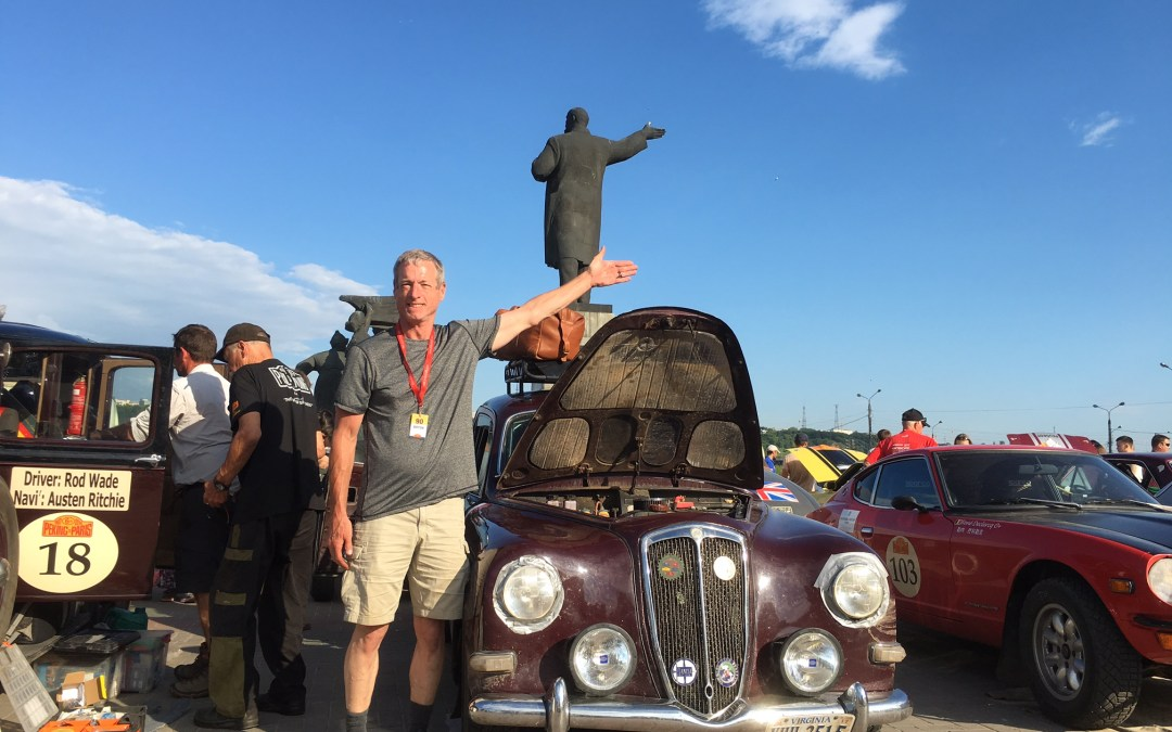 Day 21 – Kazan to N. Novgorod – 488.1Km – All the Bumps Smoothed Out