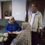 Photo of KBS Bandung Selatan melaksanakan Home Care ke Bu Euis Dan Bu Nani