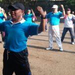 Photo of P2Tel Bandung Selatan Senam (16-10-19) Dan Menjaga Persendian