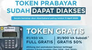 Photo of Cara Pelanggan Listrik 450 VA Dan 900 VA Dapatkan Token Gratis