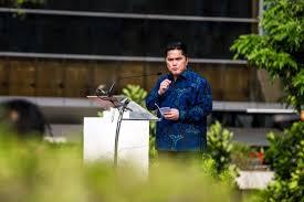 Photo of Erick Thohir Gabungkan Bank Syariah BUMN Tahun 2021
