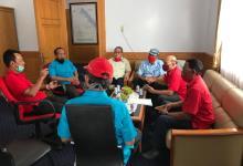 Photo of Hubungan Baik Antara P2Tel Cabang Medan Dengan GM Witel Medan