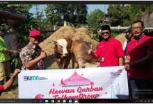 Photo of Guyub Rukun PC P2TEL SOLO Penyembelihan dan distribusi daging hewan qurban bantuan  CDC dan Telkom Witel Solo