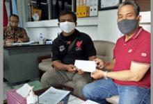 Photo of Penyerahan Dana Sosial Kematian kepada 3 orang AW anggota P2Tel Cabang Solo