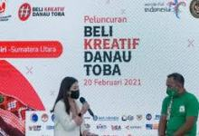 Photo of Wamenparekraf Launching Gerakan Beli Kreatif Toba Di Balige