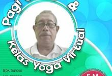 Photo of Yoga Virtual YFC Jabar (03-05-2021) Dan Pagi Ceria Menikmati Hidup Dengan Bijak