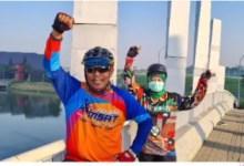 Photo of Bekasi-Gowes Sambil Berjemur Untuk Meningkatkan Imunitas Tubuh