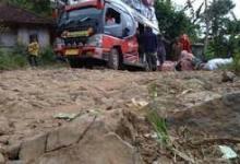 Photo of Proyek Jalan Belah Gunung-Hutan 350 Km