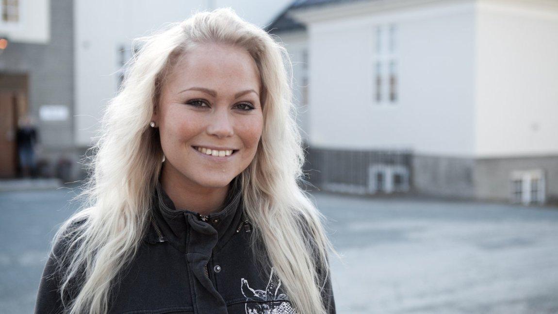 Ingeborg Senneset (Foto: Erlend Lånke Solbu)