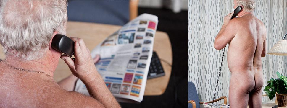 Hvordan tolkes egentlig annonsen din? (Illustrasjonsfoto: Rashid Akrim, NRK)