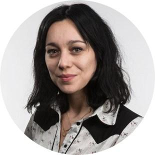 Marie Komissar, musikkprodusent i P3 og MP3