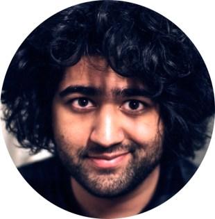 Sandeep Singh, musikkanmelder i VG
