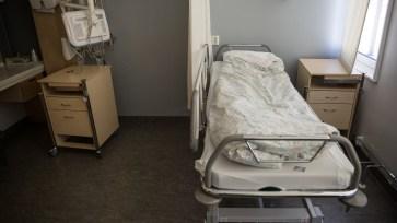 Kvinneklinikken på St. Olavs Hospital i Trondheim. (Foto: Erlend Lånke Solbu, NRK)