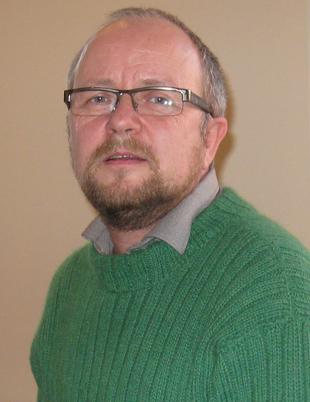 Stein Wolff Frydenlund er leder i transpolitisk utvalg i LLH og jobber for å bedre transpersoners situasjon. (Foto: LLH)