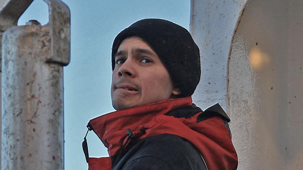 Stein Ronny Vornes (25). (Foto: Sigurd Vik, NRK)