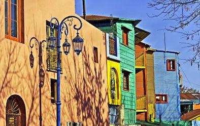Caminito i La Boca, Buenos Aires (Foto: Wikipedia)