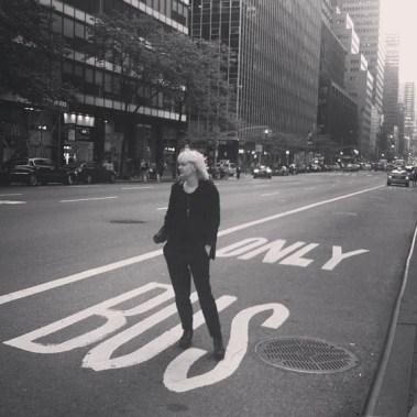 """""""Ingen praier taxier mer casual enn @ingridmoemoe (Foto: Sarah Winona Sortland, Instagram)"""