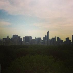 Manhattan Skyline (Foto: Sarah Winona Sortland, Instagram)