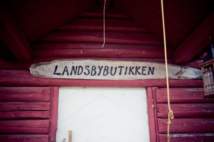 Hurdalsjøen Økologiske Landsby (Foto: Tom Øverli, NRK)