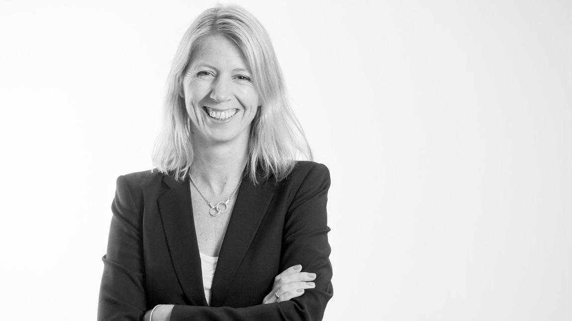 Mina Gerhardsen, generalsekretær i Actis (Rusfeltets Samarbeidsorgan). (Foto: Actis)