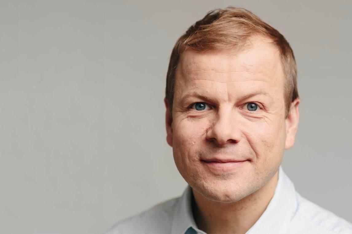 Heikki Holmås (SV). (Foto: Åsmund Holien Moe)