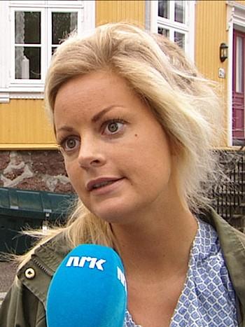 Camilla Bilstad Johannessen. (Foto: Muhammed Alayoubi/ Odd Iversen/NRK)