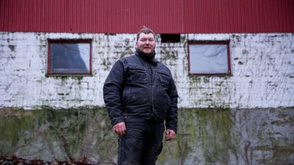 Bjørn Kjetil Frafjord. (Foto: Lars Erik Andreassen, NRK)