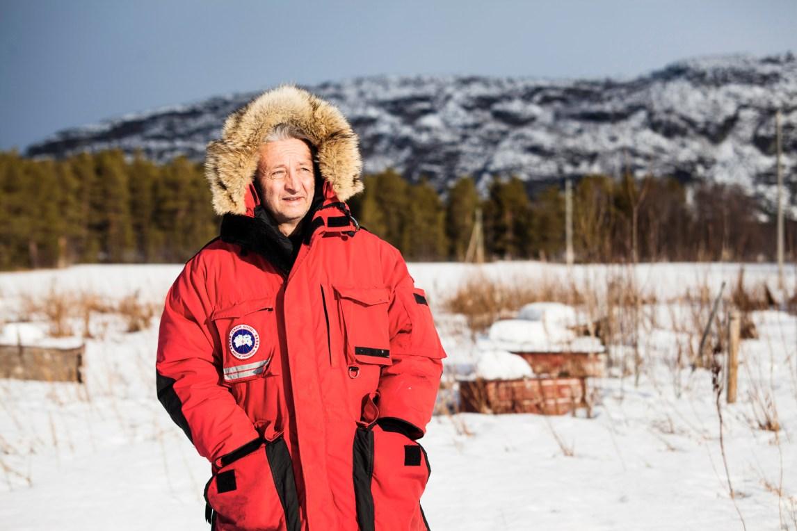 Arne Oddvar Nilsen var med på å grunnlegge Finnmarksløpet i 1981. Nå har han lagt opp som hundekjører, men engasjerer seg fortsatt for løpet.