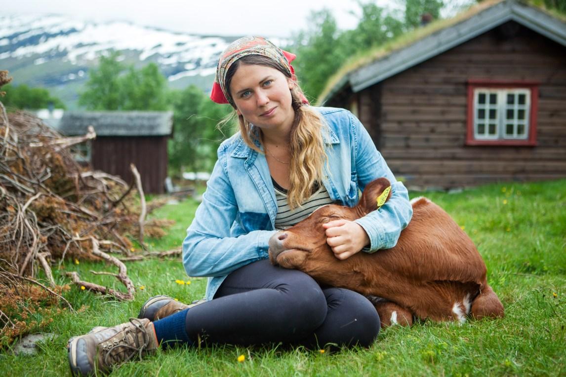 Camilla Vanessa Askeland. (Foto: Wanda Nathalie Nordstrøm)