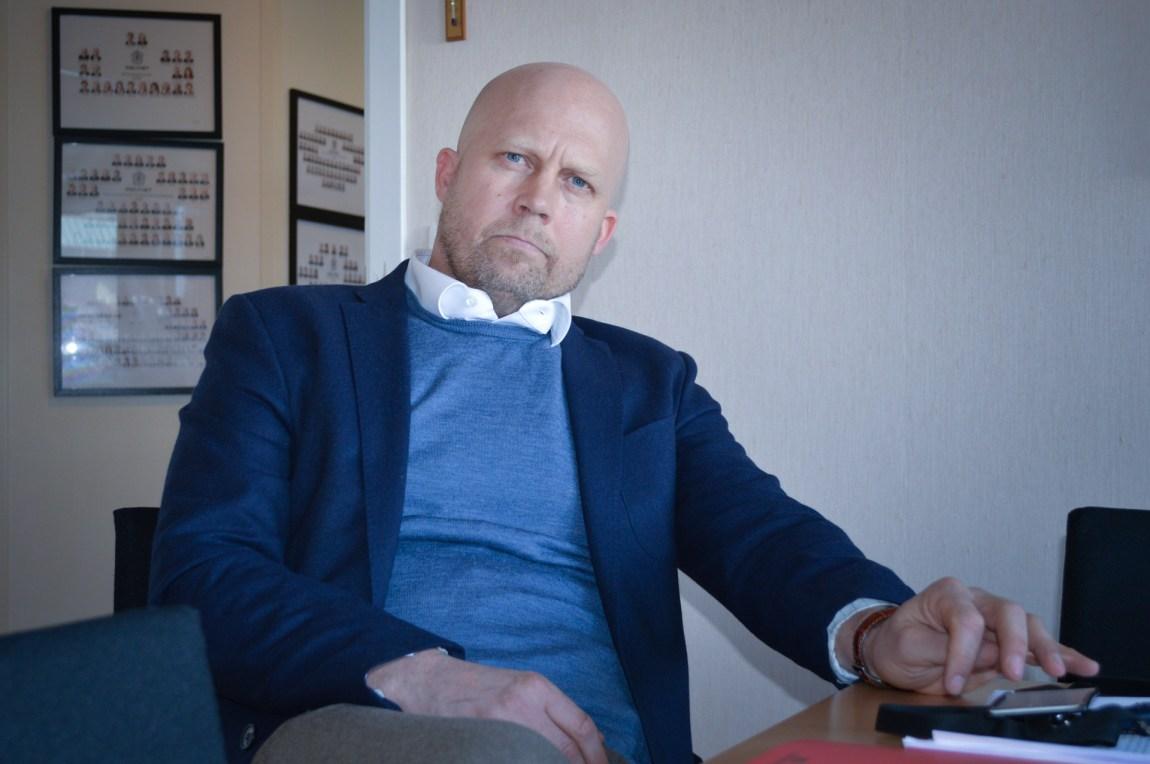 Politiinspektør i Sør-Øst politidistrikt, Kjell Johan Abrahamsen, karakteriserer Stigs metode for å lure og avsløre overgripere som en gråsone-greie, og det er uklart om Stigs sivile provokasjonshandlinger er straffbare. (Foto: Ola Solheim)