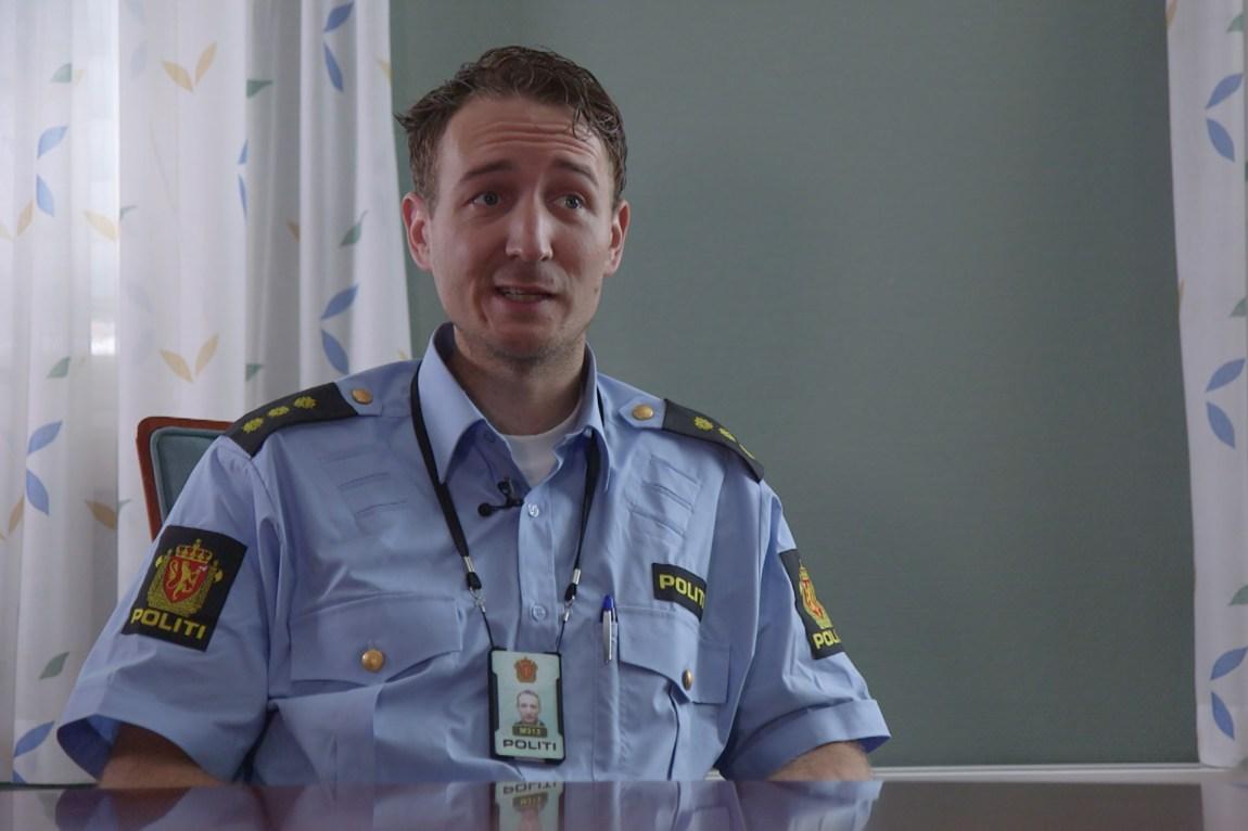 Det er viktig å lufte bekymringene sine ved  mistanke om radikalisering, mener politibetjent Hans Magnus Gjerlaug. Foto: Mattias Müller