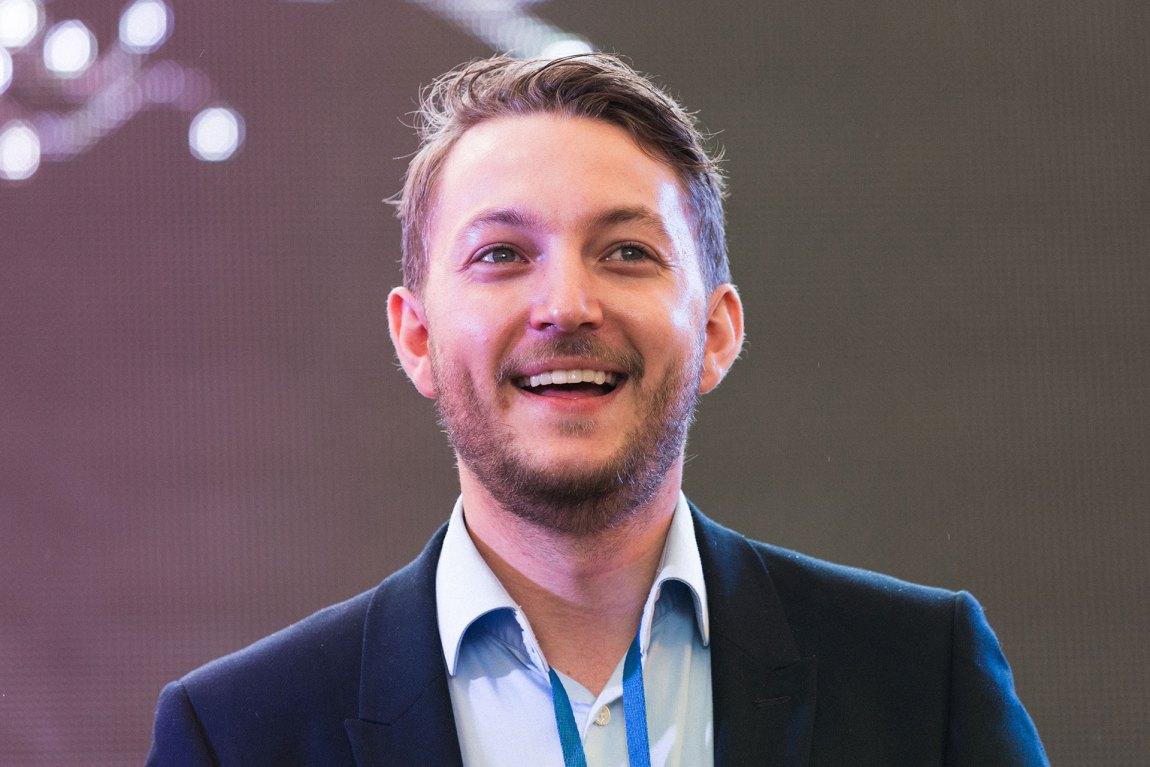 Connect Ukraine er et tilbakelagt kapittel, men Jørgen har har allerede begynt å planlegge en ny festival. Dessuten jobber han mot å bli mentor for barn med ADHD. Foto: Trym Gulla Dyrnes, NRK P3