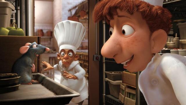 På kjøkkenet i Rottatouille (Foto: The Walt Disney Company Nordic).