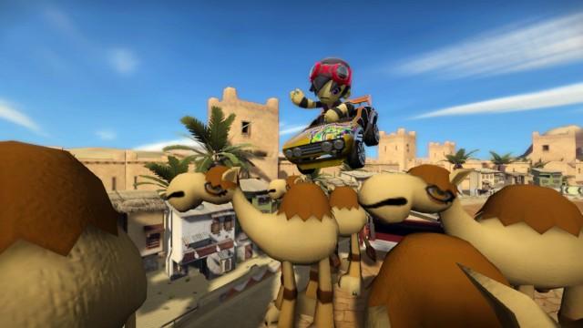 ModNation Racers. (Foto: Sony)