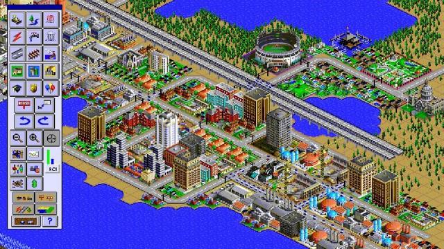 SimCity 2000. (Foto: Maxis / EA)