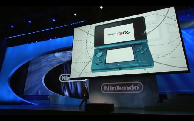 Nintendo 3DS. (Foto: Nintendo)