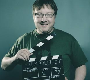 Filmpolitiets Birger Vestmo. (Foto: NRK)