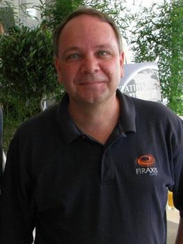 Sid Meier (CCASAv2-G Foto: Antonio Fucito)