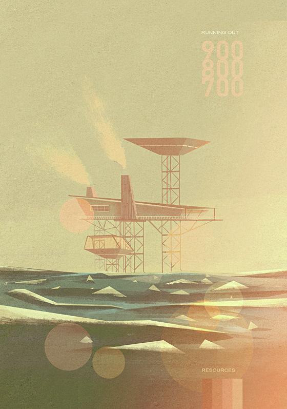 Sea (Ill: Matthew Lyons)