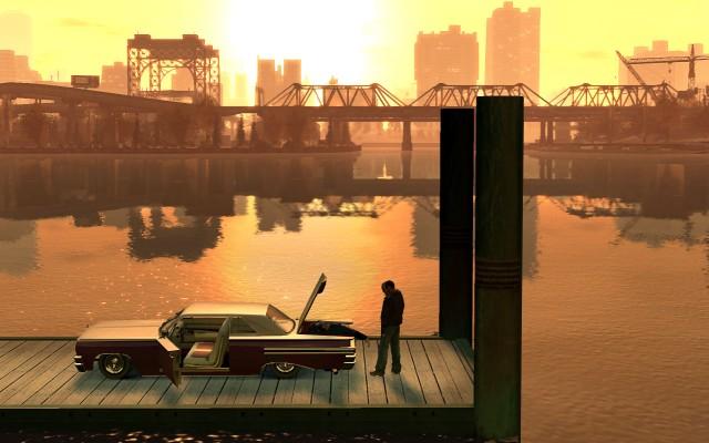 GTA IV (Foto: Rockstar Games)