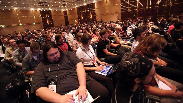 GDC Europe 2010. (Foto: Flickr - OfficialGDC)