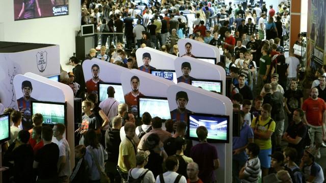 GamesCom 2010 (Foto: Ina Fassbender)
