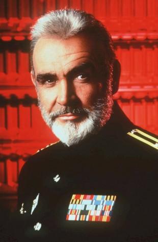 Jakten på Rød Oktober - Sean Connery. (Foto: Scanpix)