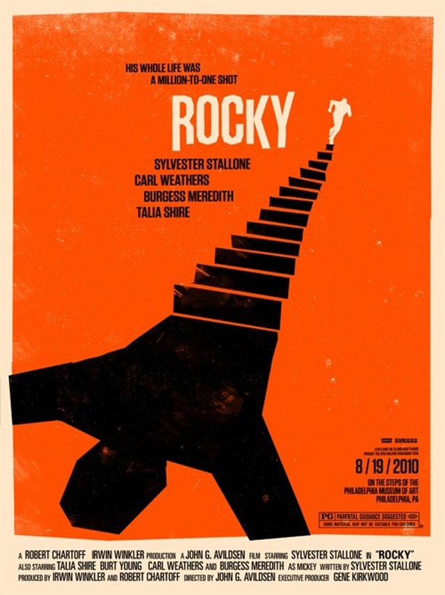 Rocky (Ill: Olly Moss)