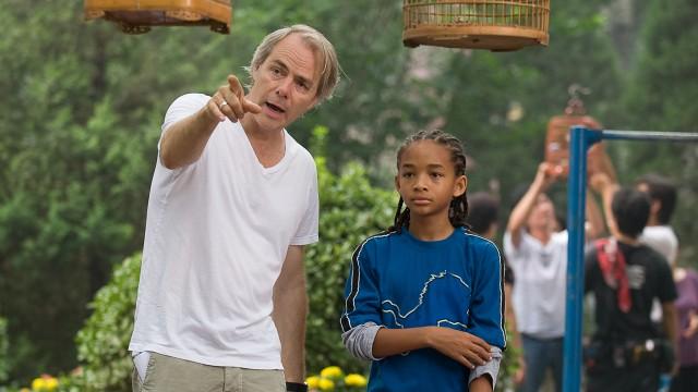 Harald Zwart mener at historien fra den originale Karate Kid var verdt å fortelle igjen. (Foto: Sony Pictures)