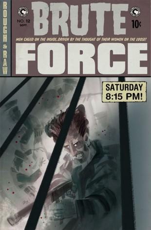 Brute Force - Scott Morse
