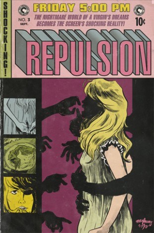 Repulsion - Paul Maybury