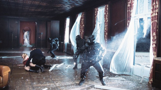 Scene fra Resident Evil. (Foto: Walt Disney Studios Motion Pictures Norway)
